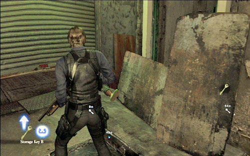 Now head to the start place - Chapter 4 - The Outdoor Market - Leon's campaign - Resident Evil 6 - Game Guide and Walkthrough