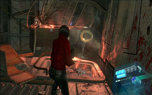 Chapter 1 The Sunken Ship Ada S Campaign Resident Evil 6