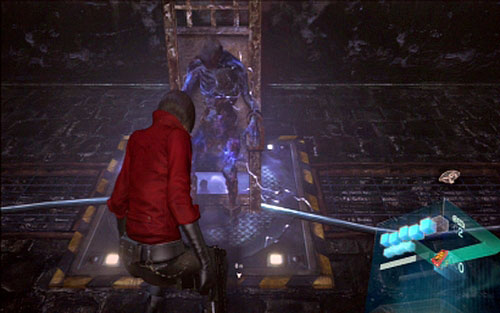 Chapter 2 Cemetery Puzzles Ada S Campaign Resident Evil 6