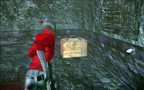 If you do not have bolts, jump to the other side and wait until trapdoor is launched - Chapter 2 - Cemetery Puzzles - Ada's campaign - Resident Evil 6 - Game Guide and Walkthrough