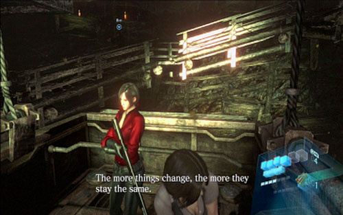 Chapter 2 Fighting Deborah Ada S Campaign Resident Evil 6