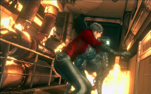 Chapter 4 Three Fragments Of Code Ada S Campaign Resident Evil 6 Game Guide Gamepressure Com