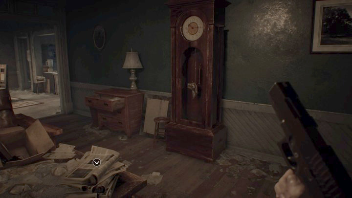 Main House And Basement Map M1 Secrets And Maps