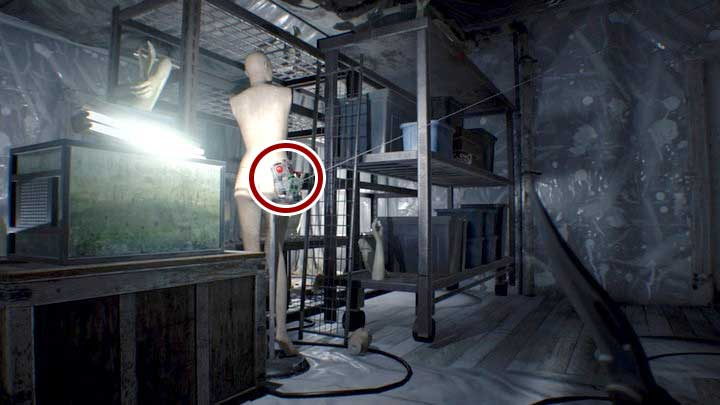 Testing Area And Boat House Walktrough Resident Evil Vii Game Guide