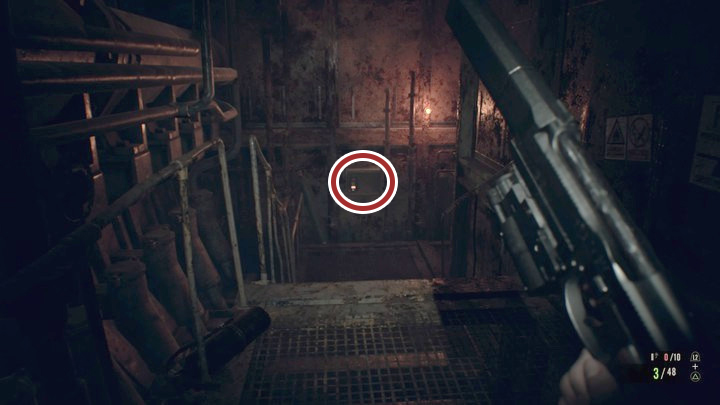 resident evil 7 madhouse coin guide