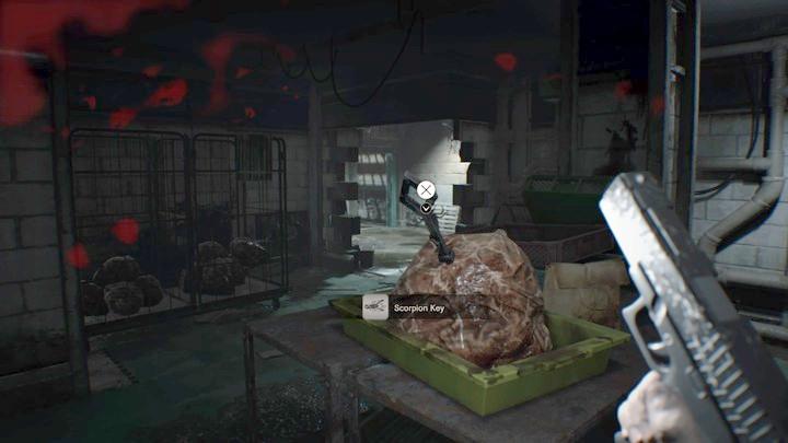 Main House Basement Walktrough Resident Evil Vii Game