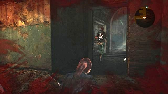 How To Escape The Part Room In Resident Evil Revelations