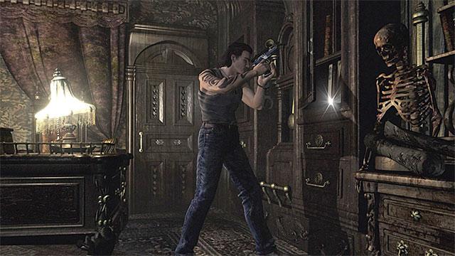 Resident Evil  Hidden Room Laboratory