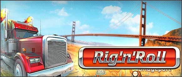 In this guide to Rig'n'Roll I included a couple of economic hints and these related to driving a truck, short characteristics of tasks a player has to handle, some listenings of car parts for tuning your default vehicle, lists of trucks, drivers - RignRoll - Game Guide and Walkthrough