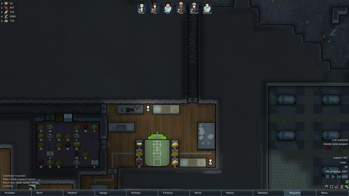 How Does The Architect Mode Work Rimworld Game Guide