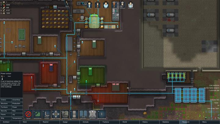 Rimworld Storing Food