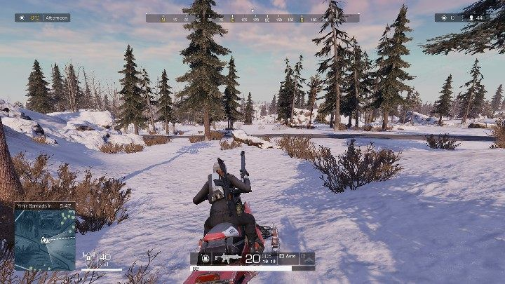 Stop your car, snowmobile or any other vehicle before you jump out of it - Tips and tricks for Ring of Elysium - Tips for start - Ring of Elysium Guide and Tips