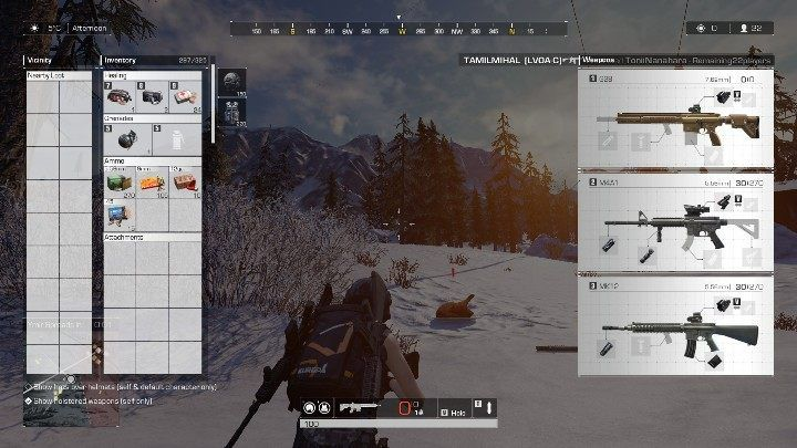 7 - The best weapons available in Ring of Elysium - Weapons and equipment - Ring of Elysium Guide and Tips
