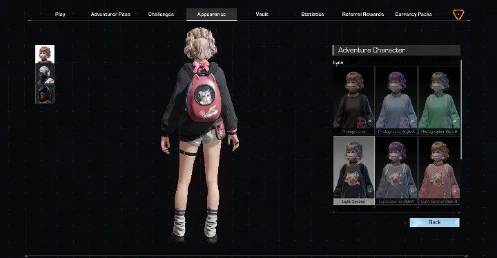2 - Adventure characters in Ring of Elysium - Characters - Ring of Elysium Guide and Tips