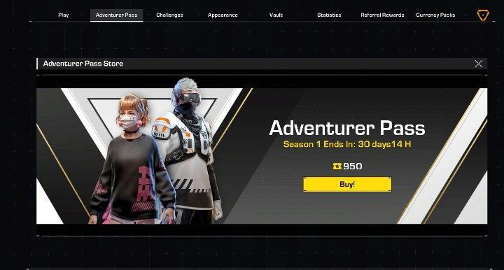 You can unlock Gavin by spending 950 E-Points or by reaching enough levels - Adventure characters in Ring of Elysium - Characters - Ring of Elysium Guide and Tips