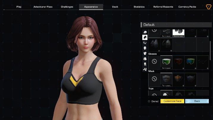 2 - How to change a characters skin in Ring of Elysium? - Characters - Ring of Elysium Guide and Tips