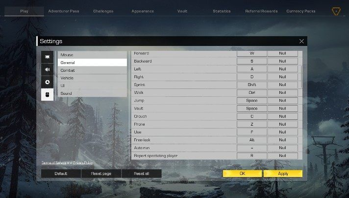 Remember to assign buttons after connecting a controller - Controls for Ring of Elysium - Tips for start - Ring of Elysium Guide and Tips