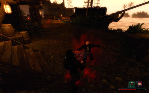 Powerful Curse - Voodoo - Hero - Special Skills - Risen 2: Dark Waters - Game Guide and Walkthrough