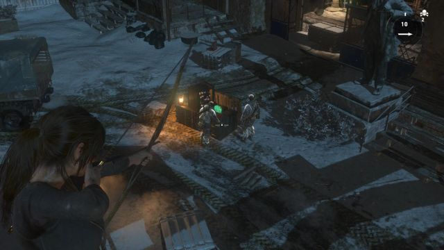 Rise Of The Tomb Raider Find Jacob Walkthrough Rise Of The