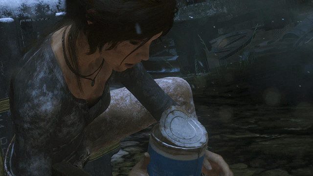 Lara will also receive a skill of crafting grenades of small explosion radius - Fight through the Trinity base to the old train station | Get Out of Dodge - Get Out of Dodge - Rise of the Tomb Raider Game Guide & Walkthrough