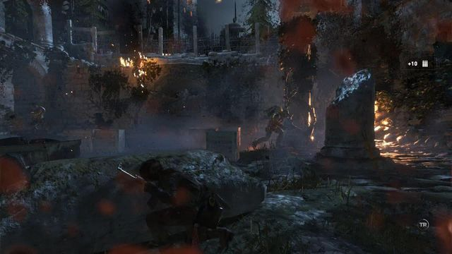 There is no single way to cross this one, and the following locations, which are packed with enemies to the brim with enemies - Attack Trinity to lure the helicopter out | To the Tower - To the Tower - Rise of the Tomb Raider Game Guide & Walkthrough