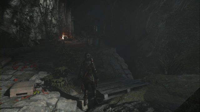 After you exit the Geothermal Valley, climb down, on the left (the screenshot) - Documents | The Acropolis - The Acropolis - Rise of the Tomb Raider Game Guide & Walkthrough