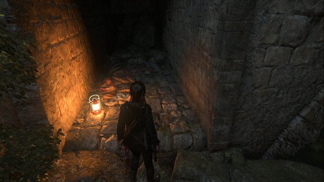 Under the bridge, cross the swamp, over to the other side, where you find the document in the recess - Documents | The Acropolis - The Acropolis - Rise of the Tomb Raider Game Guide & Walkthrough