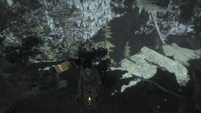 Among bushes on the ledge, which you climb onto for the first time, using the rope you got from Sofia - Documents | The Acropolis - The Acropolis - Rise of the Tomb Raider Game Guide & Walkthrough