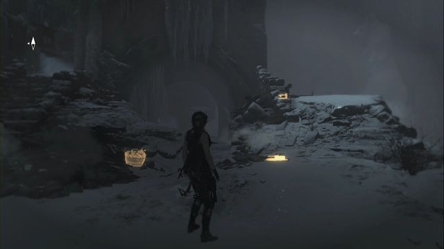 Right after the fight with the two Deathless, under archers fire - defeating them opens up the path ahead - Relics and Documents | Path of the Deathless - Path of the Deathless - Rise of the Tomb Raider Game Guide & Walkthrough