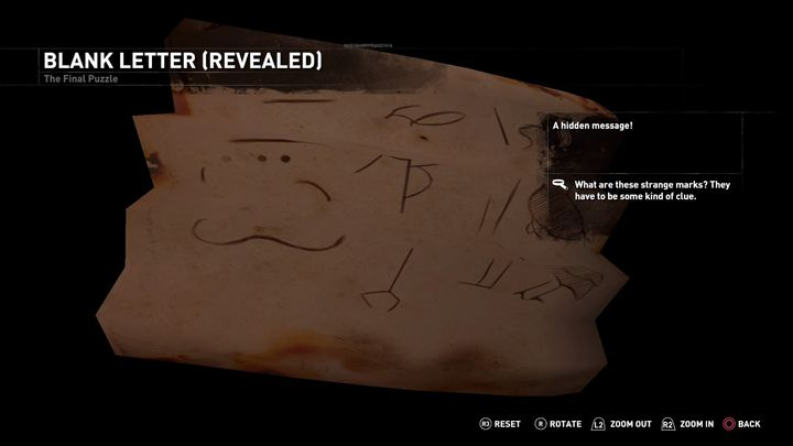 The mysterious hieroglyphs are in fact encrypted numbers. - Discover the clues related to safe combination | Blood Ties DLC Walkthrough - Walkthrough | Blood Ties DLC - Rise of the Tomb Raider Game Guide & Walkthrough