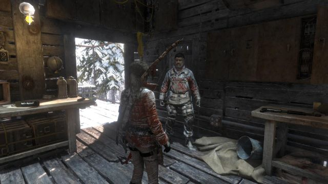The supply shack is in the Soviet Installation - Avid Shopper | Achievements - Achievements - Rise of the Tomb Raider Game Guide & Walkthrough