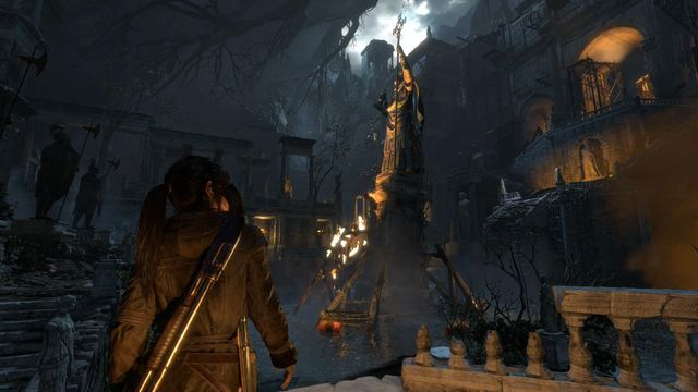 Rise Of The Tomb Raider Find A Way To Escape With The Atlas