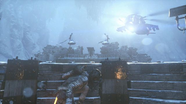 Later into the game, you will have to put up even more fight, both with mercenaries and the Deathless - Fight your way to the Chamber of Souls | The Divine Source - The Divine Source - Rise of the Tomb Raider Game Guide & Walkthrough