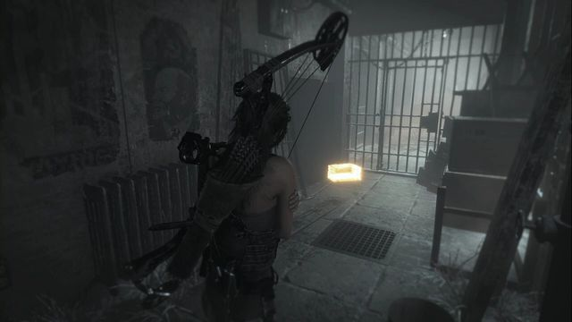 In one of the cells, in the corridor on the left - Relics | Soviet Installation - Soviet Installation - Rise of the Tomb Raider Game Guide & Walkthrough
