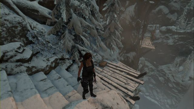 While in front of the main entrance to the Voice of God tomb, backtrack a little - Relics | Soviet Installation - Soviet Installation - Rise of the Tomb Raider Game Guide & Walkthrough