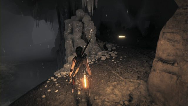 After you enter the crypt close to the camp in the south - Documents | Soviet Installation - Soviet Installation - Rise of the Tomb Raider Game Guide & Walkthrough