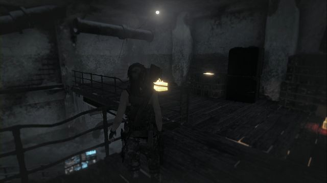 Right after you enter the building, past the small yard, go left at the first floor - the document is on the chest - Documents | Soviet Installation - Soviet Installation - Rise of the Tomb Raider Game Guide & Walkthrough