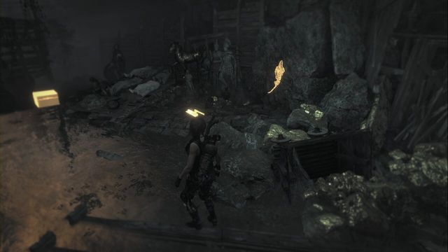 In tomb Pit of Judgment, in the last chamber, where there is the book - Documents 16-33 | Geothermal Valley - Geothermal Valley - Rise of the Tomb Raider Game Guide & Walkthrough