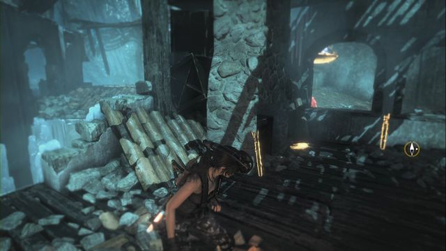In the corner of the destroyed room - Documents | Lost City - Lost City - Rise of the Tomb Raider Game Guide & Walkthrough