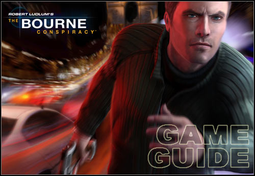 the bourne conspiracy pc