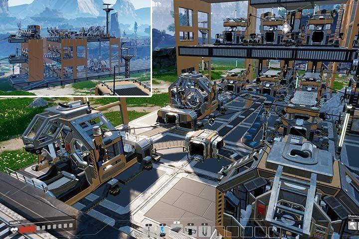 Building factories in Satisfactory - Satisfactory Guide
