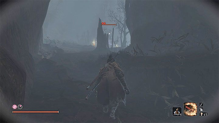 The Headless of the Ashina Depths is the easiest boss to find among all of his kind - Headless #5 | Sekiro Shadows Die Twice Boss Fight - Bosses - Sekiro Guide and Walkthrough
