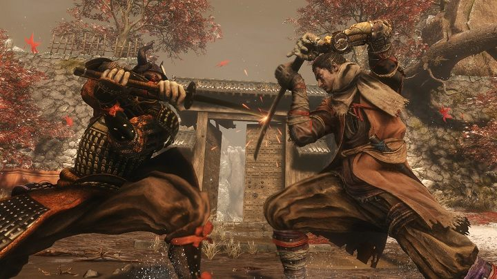 Is Sekiro Shadows Die Twice more difficult than Dark Souls