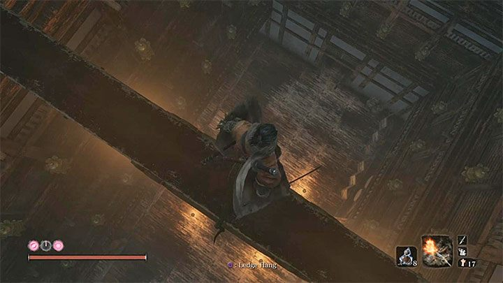Location: Ashina Castle - Chained Ogre from Ashina Castle | Sekiro Shadows Die Twice Boss Fight - Bosses - Sekiro Guide and Walkthrough