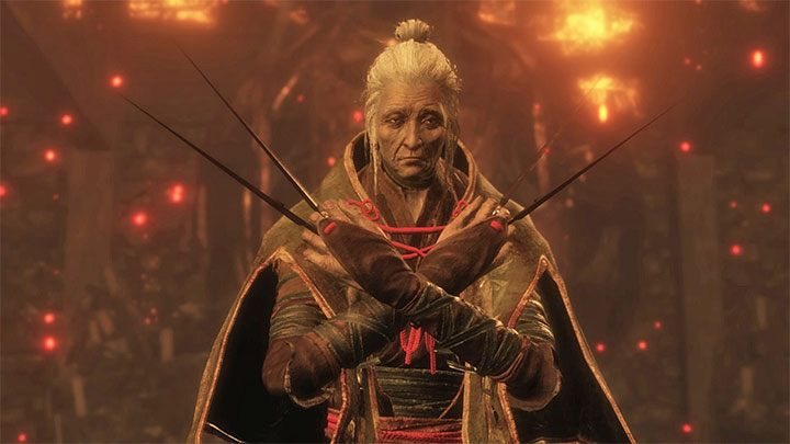 1 - What items can you bring to Kuro in Sekiro? - FAQ - Sekiro Guide and Walkthrough