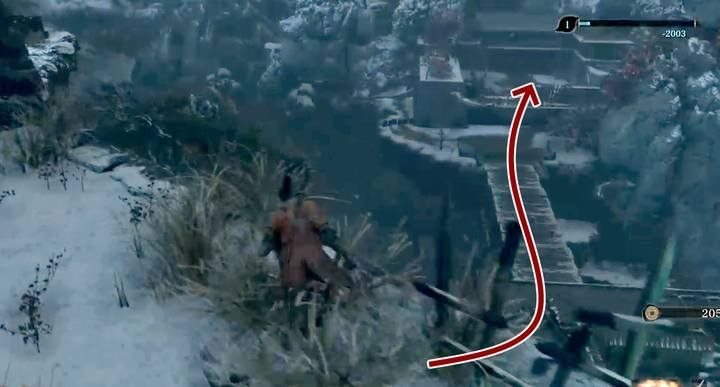 When you defeat Divine Dragon in Fountainhead Palace and go back to Ashina Castle, you will be able to face new bosses, both optional and mandatory - Shigekichi of the Red Guard | Sekiro Shadows Die Twice Boss Fight - Bosses - Sekiro Guide and Walkthrough