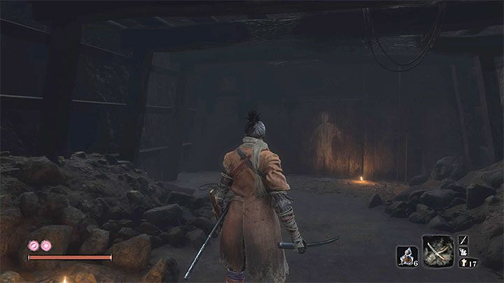 Emma goes to another place after the defeat of Genichiro Ashina - Where did Emma go in Sekiro Shadows Die Twice? - FAQ - Sekiro Guide and Walkthrough