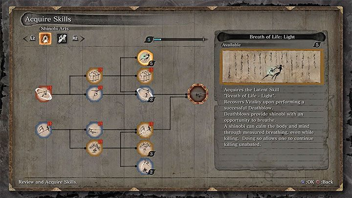 This is one of the skills of the Shinobi Arts tree, and you can unlock it by spending skill points - How to heal in Sekiro Shadows Die Twice? - FAQ - Sekiro Guide and Walkthrough