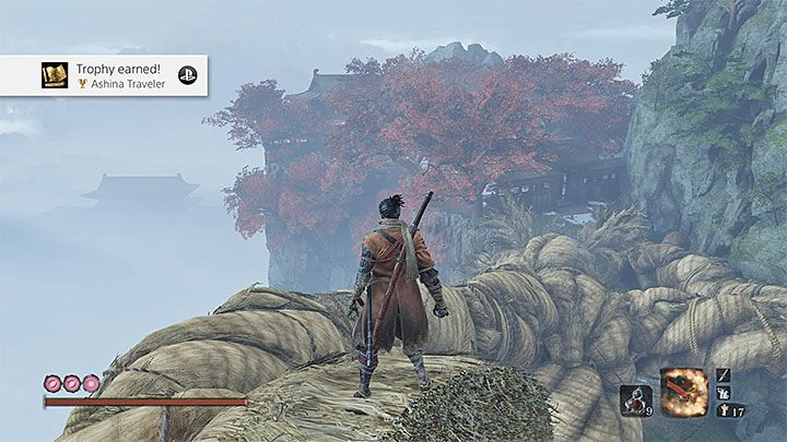 Type of trophy: gold - Trophy List of Sekiro Shadows Die Twice - The Trophy Guide - Sekiro Guide and Walkthrough