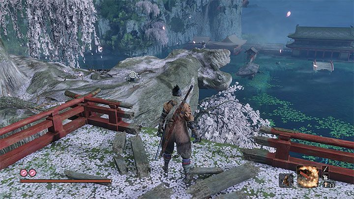The detailed walkthrough for the Fountainhead Palace is in the Walkthrough section - Purification | Sekiro Shadows Die Twice endings - Game Endings - Sekiro Guide and Walkthrough